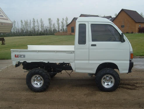 Mini Truck For Sale Craigslist >> Japanese Mini Truck photo gallery - Ulmer Farm Service, LLC