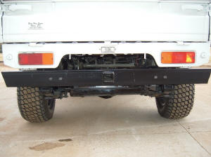 Picture of Rear Receiver Bumper Hitch