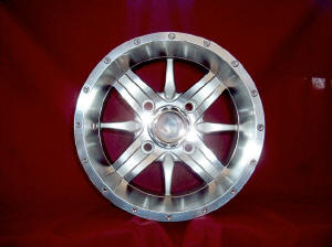 Picture of Mini-truck Rim #CM4110/CM4115