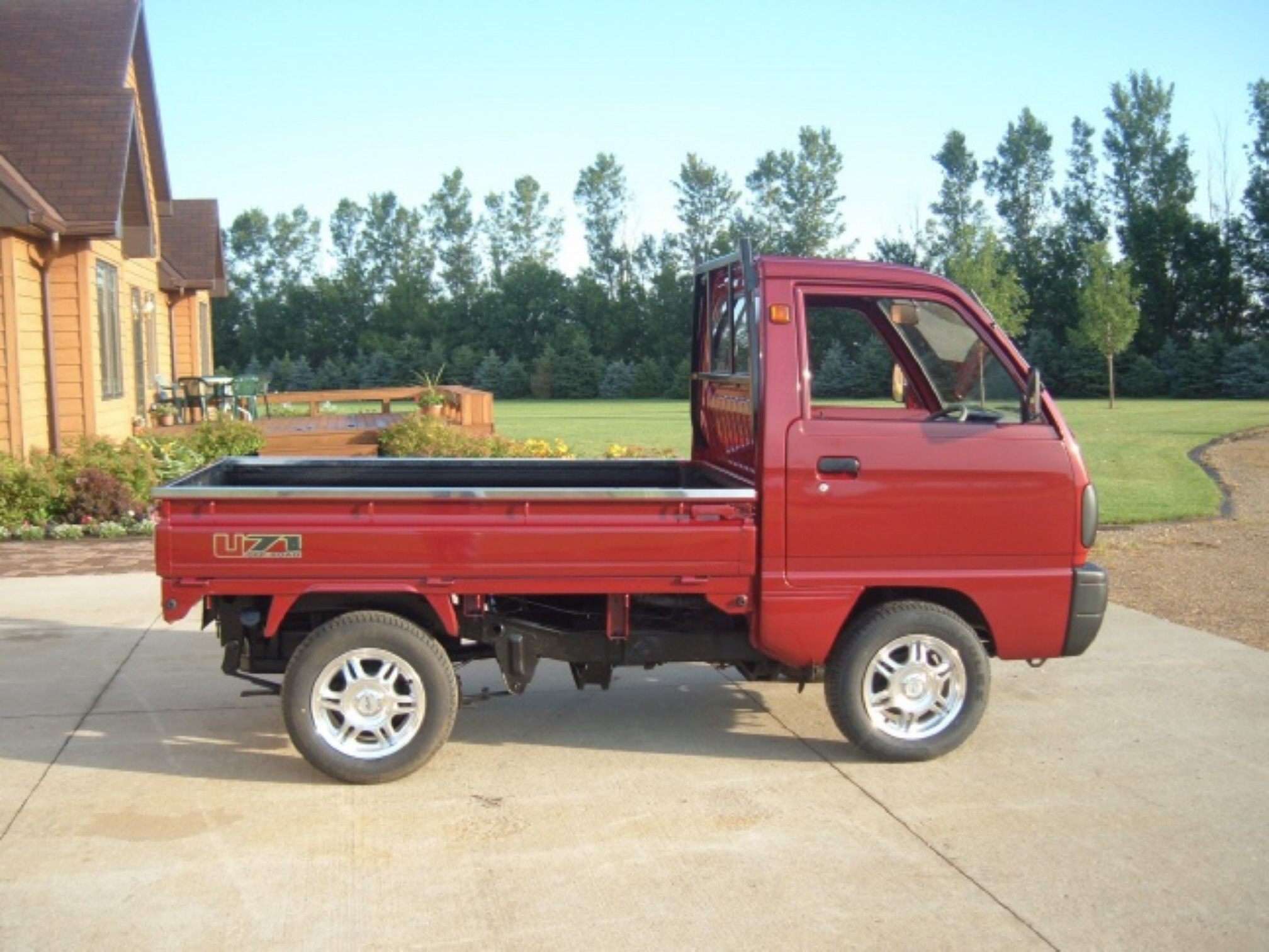 Dealing in Used Japanese Mini Trucks Ulmer Farm Service LLC