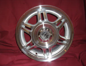 Picture of Mini-truck Rim #U4100