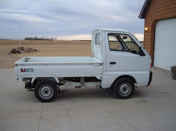 japanese mini trucks available at ulmer farm service llc rh ulmerfarmservice com Mitsubishi Utility Mini Truck Suzuki Mini Truck