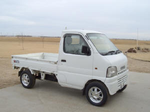 Picture of Mini-truck with Rim #U4100