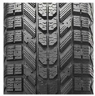 Picture of tread on the Firestone Studdable Radial Mud and Snow Tire